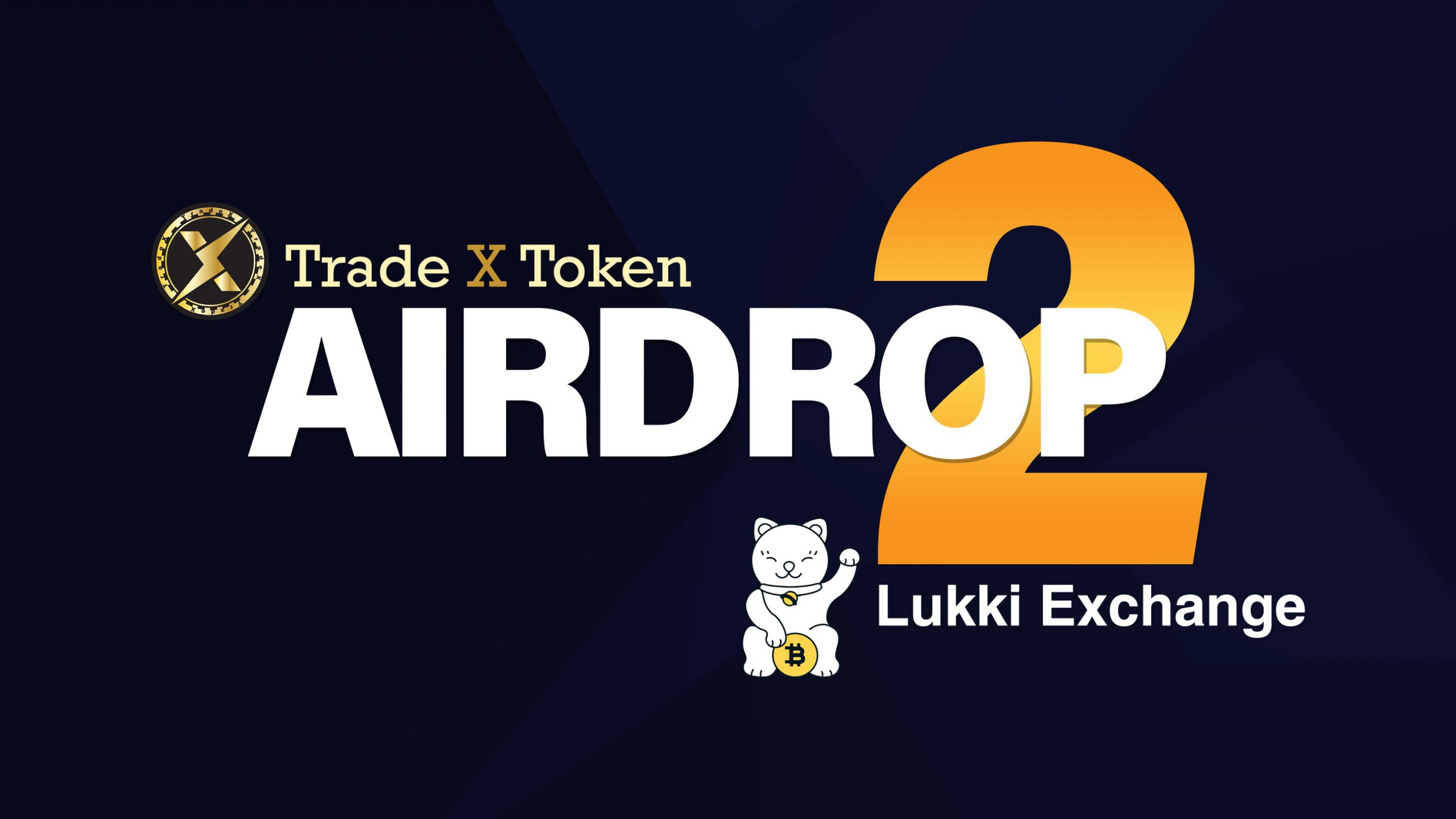 AIRDROP ON LUKKI EXCHANGE RD2